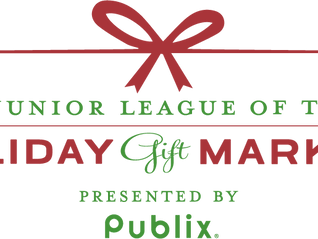 Holiday Gift Market 2016: Celebrating 90 Years of The Junior League of Tampa & Giveaway!!!