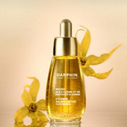 Darphin 8 Flower Nectar Anti-Oxydant Golden Oil