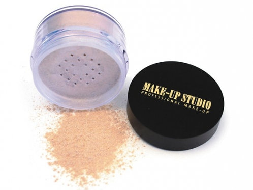 Makeup Studio Gold Reflecting Powder