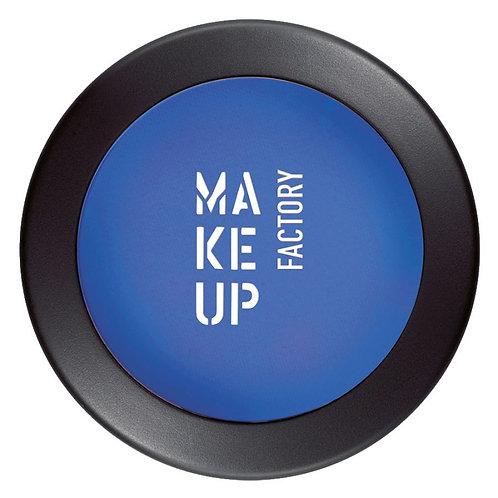 Makeup Factory mat øjenskygge - Cobalt Blue