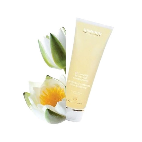 Cleansing Foam Gel with Water Lilly