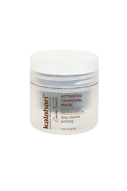 Kalahari Activated Charcoal Mask