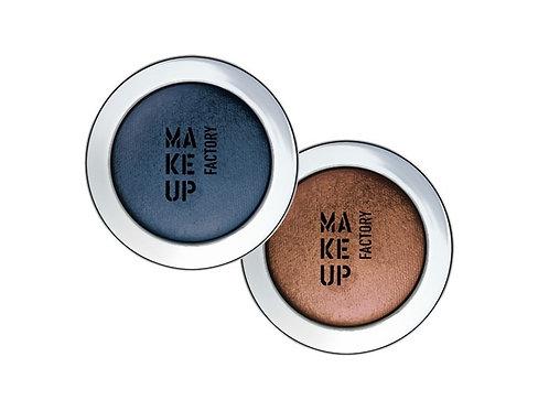 Makeup Factory bagte øjenskygger - flere farver