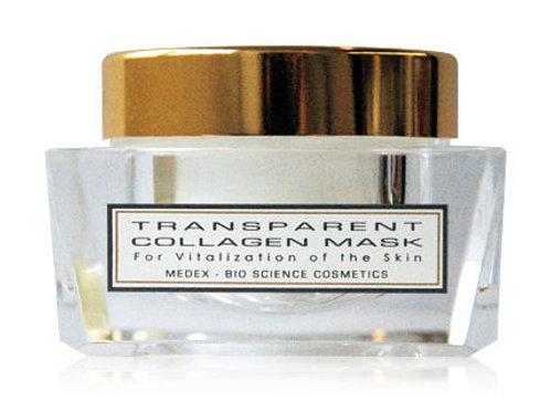 Transperant Collagen Mask