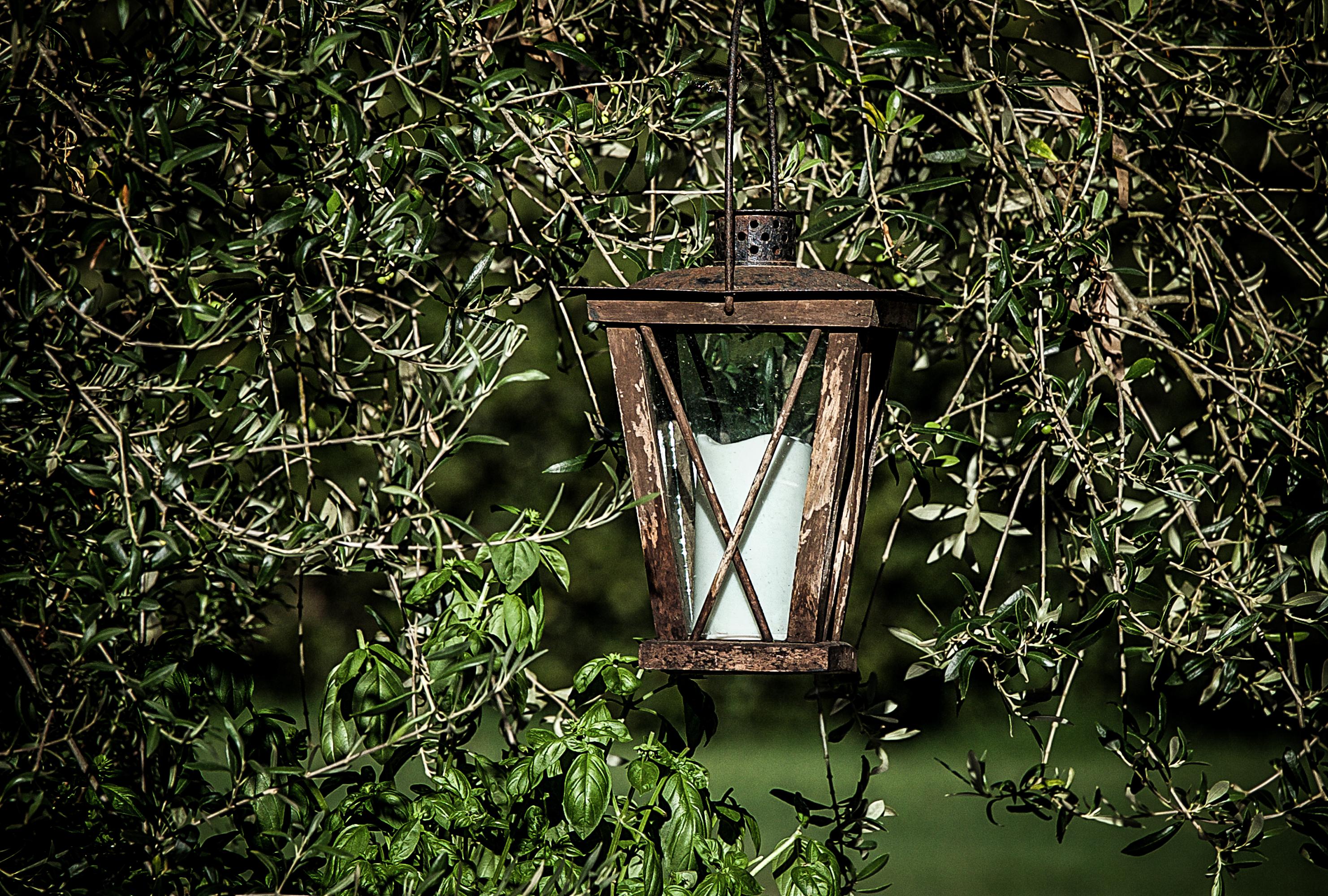 Hanging Lantern 2