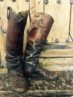 Never Hang Up Your Boots!