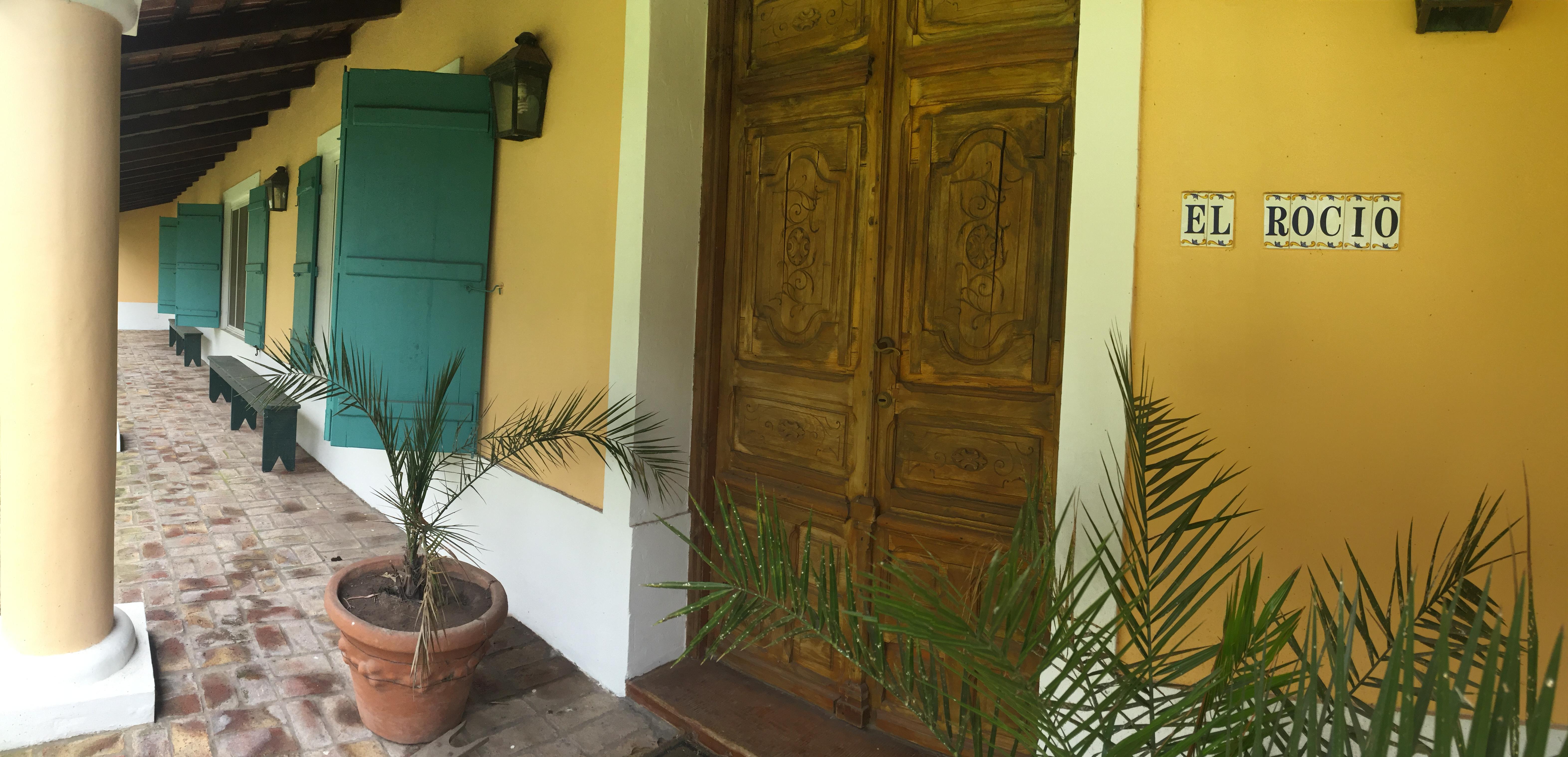 Estancia Doors!