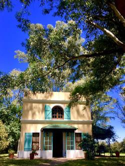 The Eucalyptus Lodge
