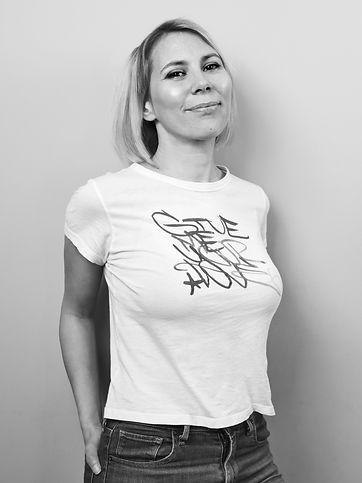 Portrait Caroline Bravo