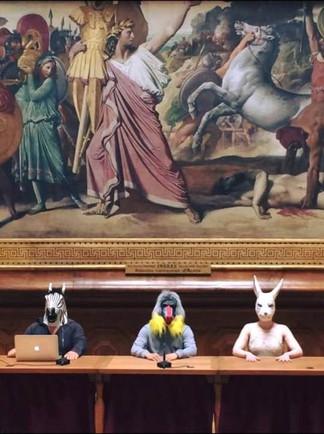 Le Tribunal des animaux