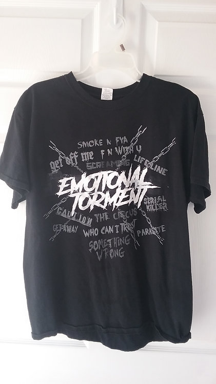 Emotional Torment Shirt