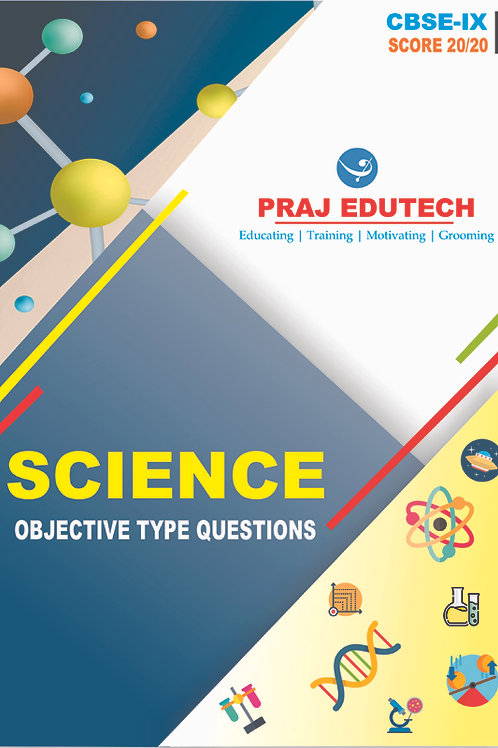 CBSE IX Science Objective Questions Book