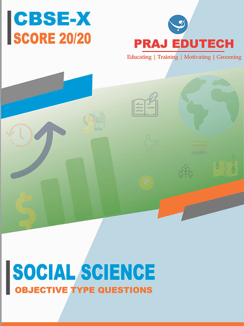 CBSE X Science Objective Questions Book