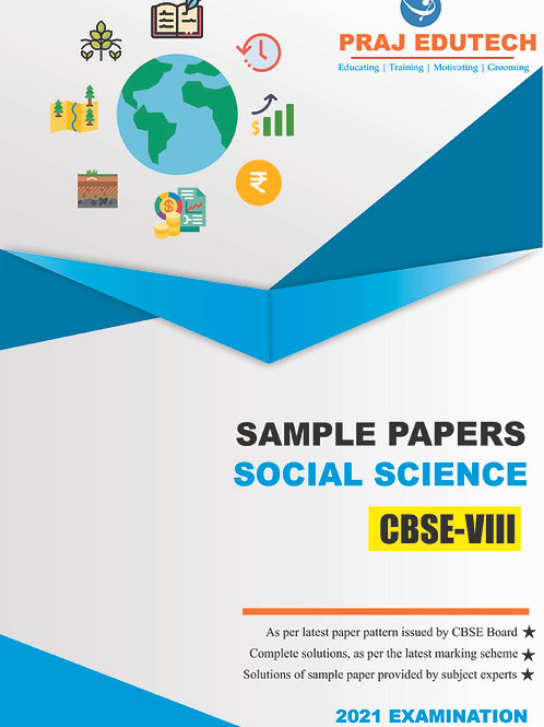 CBSE 8th Social Science Sample Papers