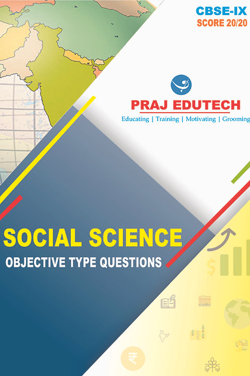 CBSE IX Social Science Objective Questions Book
