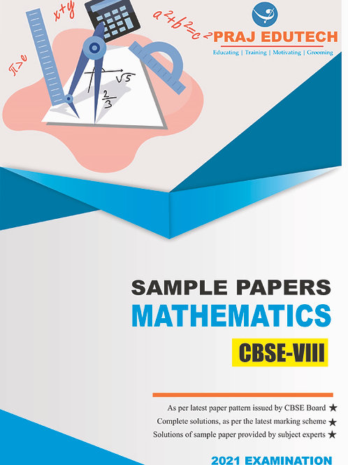 CBSE 8th Mathematics Sample Papers