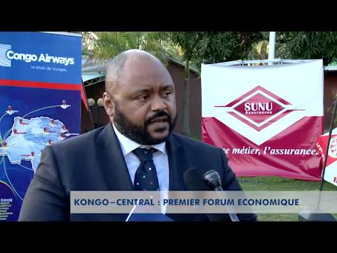 Premier Forum économique du Kongo Central en 3 minutes