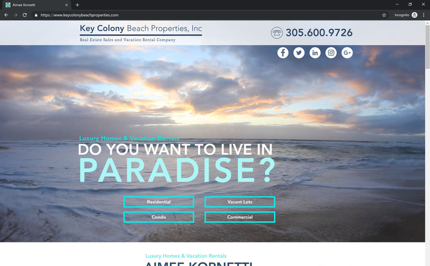 Key Colony Beach Properties