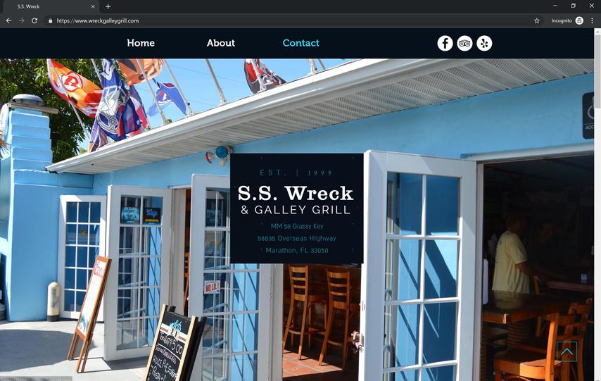 SS Wreck Bar & Grille