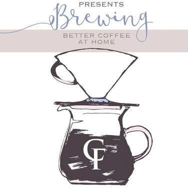 Brewing Better Coffee at Home
