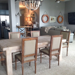 Carpet Dining Room
