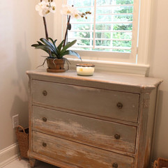 Refinishing & breathing new life into beautiful pieces
