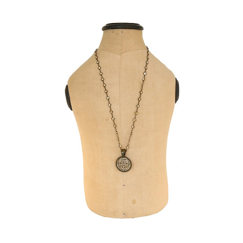 """French Kande 38"""" Necklace"""