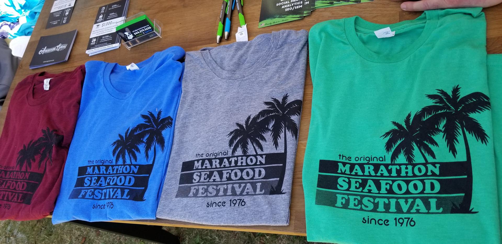 Marathon Seafood Festival 2019