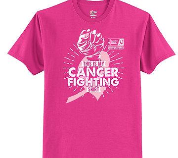 Fight Cancer Shirt - Pink