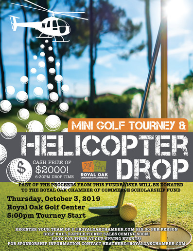 ROCC Helicopter Drop