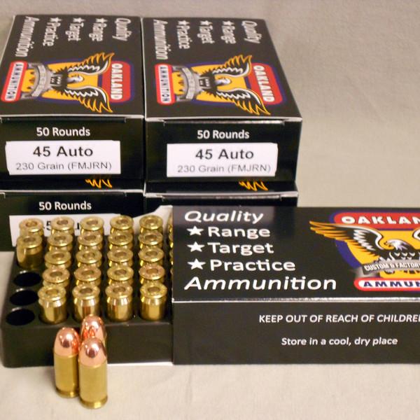 Handgun Ammuntion