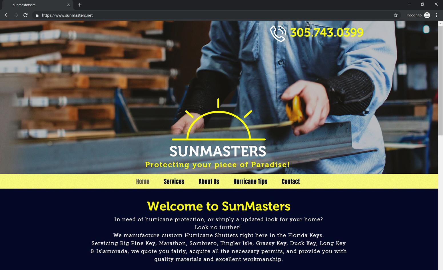 AM Sunmasters