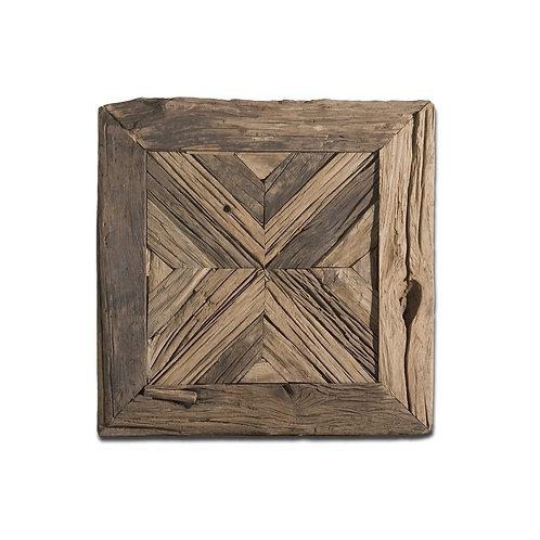 Reclaimed Pine Wood Wall Panel
