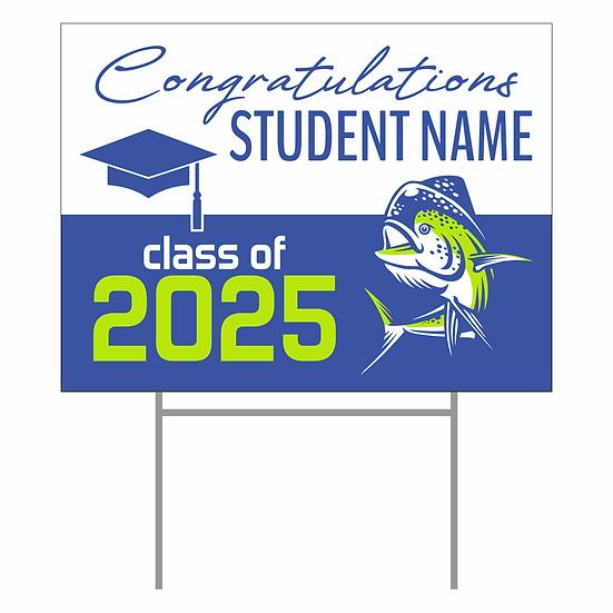 MHS 8th Grade Sign 2025