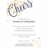 Fondue & Celebration