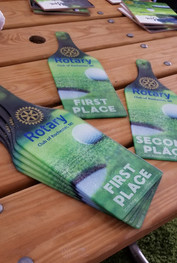 Rochester Rotary Club Golf Outing Awards