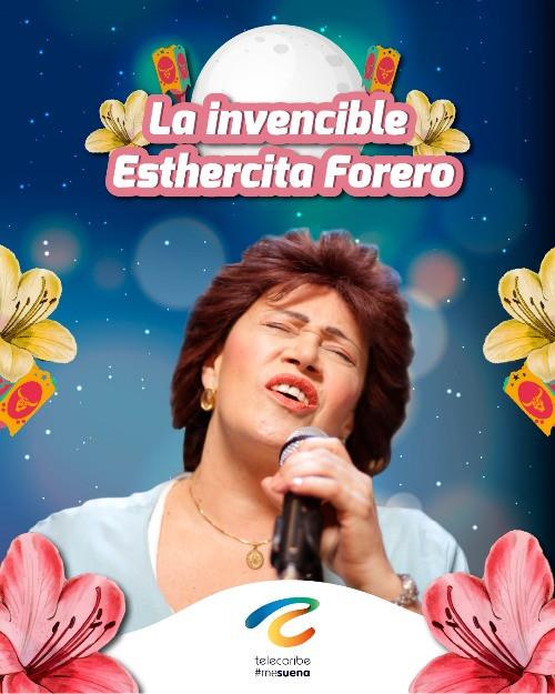 La Invensible Esthercita Forero