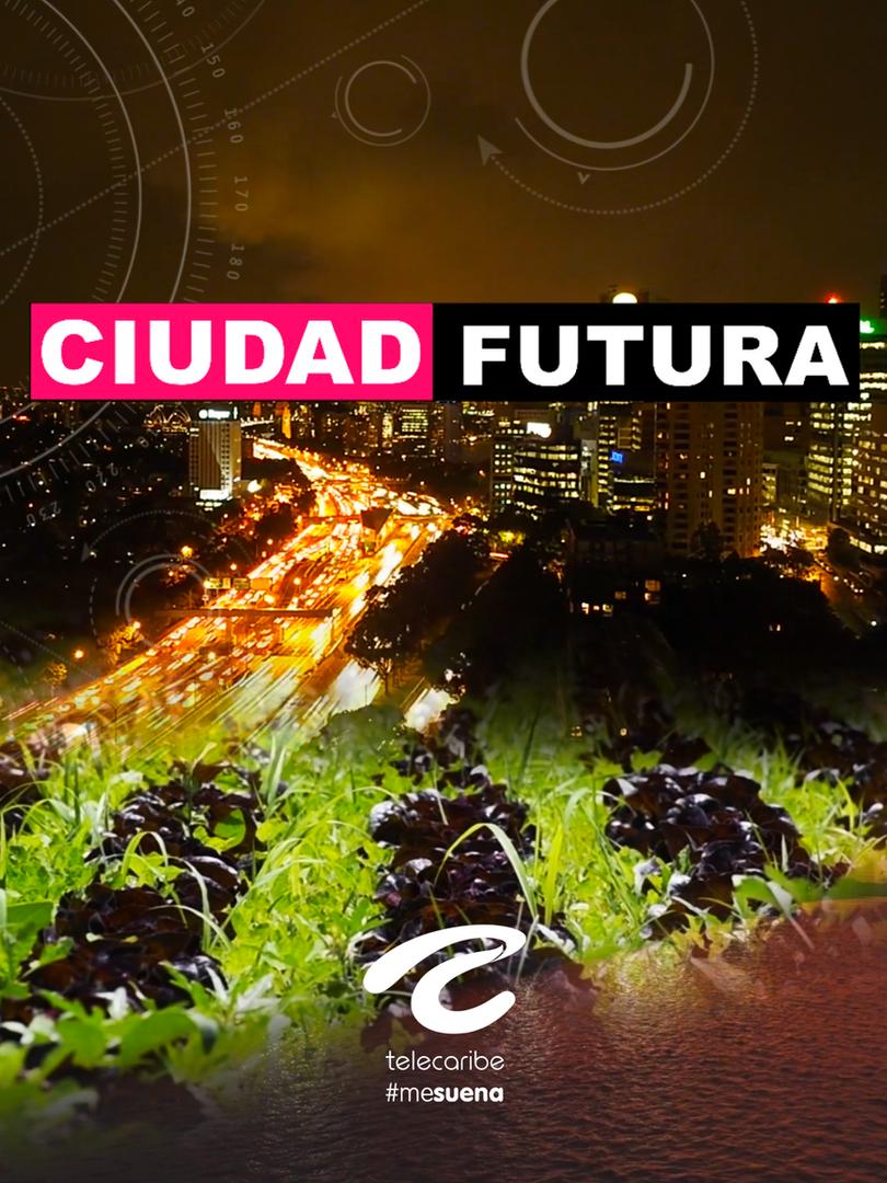 poster Ciudad Futura