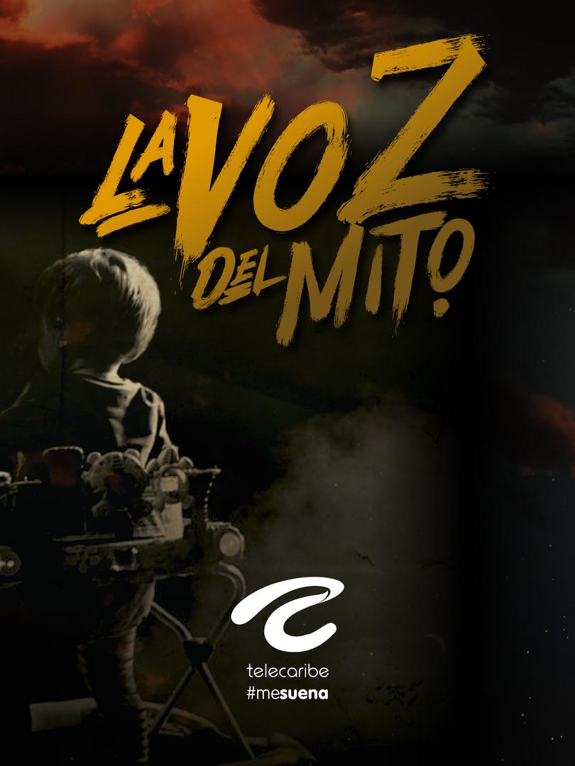 Poster La voz del mito
