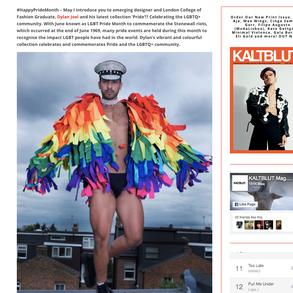Pride 2019 for Kaltblut magazine