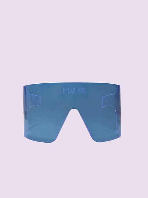 AW18 Blue Visor