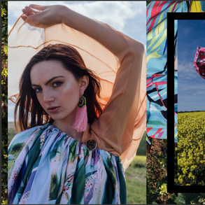 Editorial in Lucys Magazine July 2019