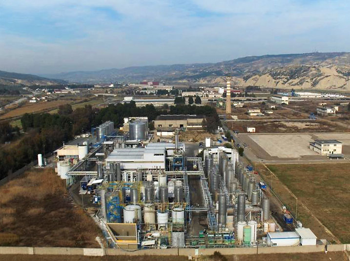 New biodiesel refinery in Ferrandina