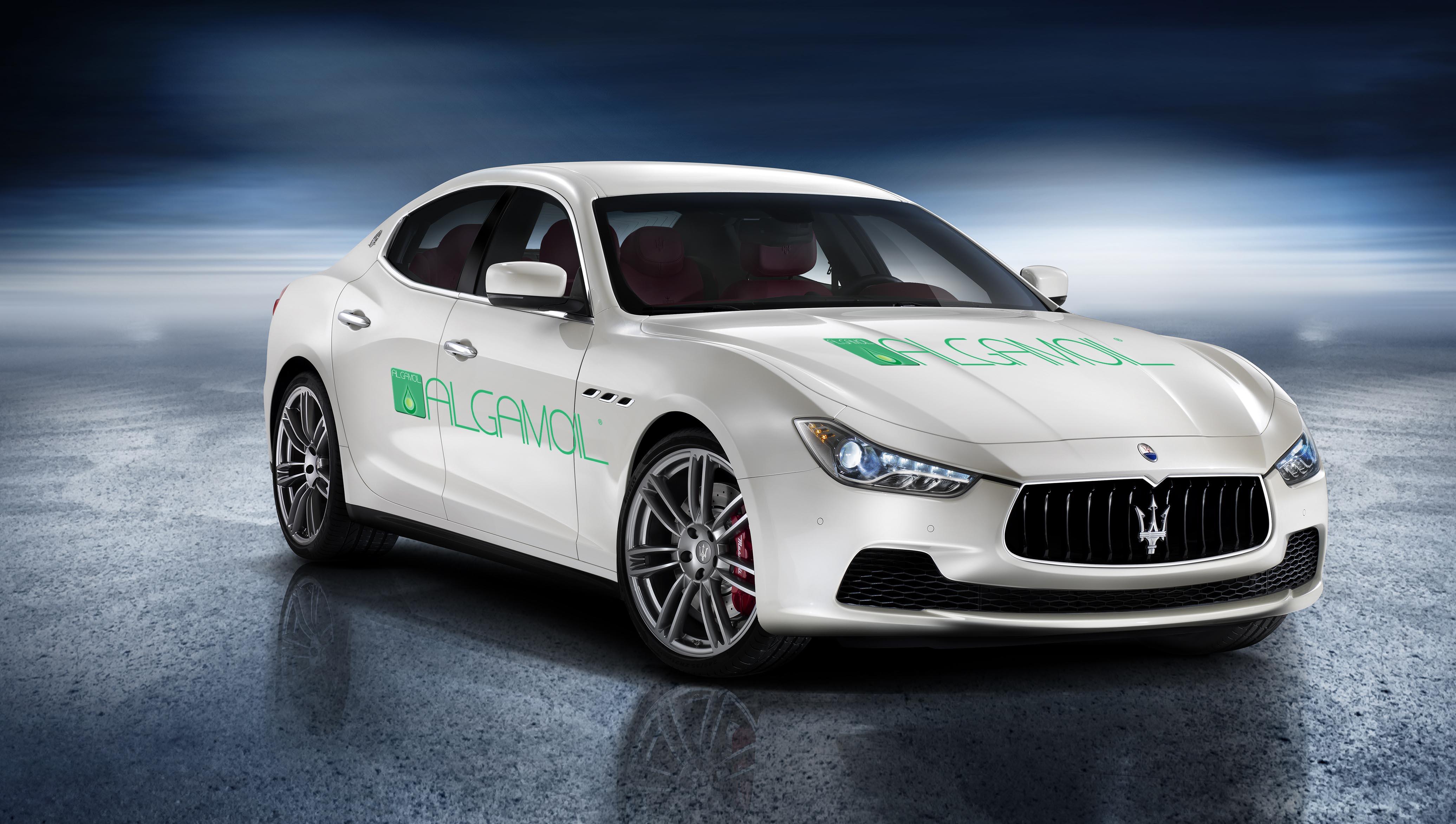 Maserati Ghibli Algamoil