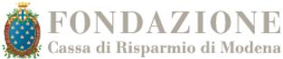 logo fondazione cassa di risparmio di modena