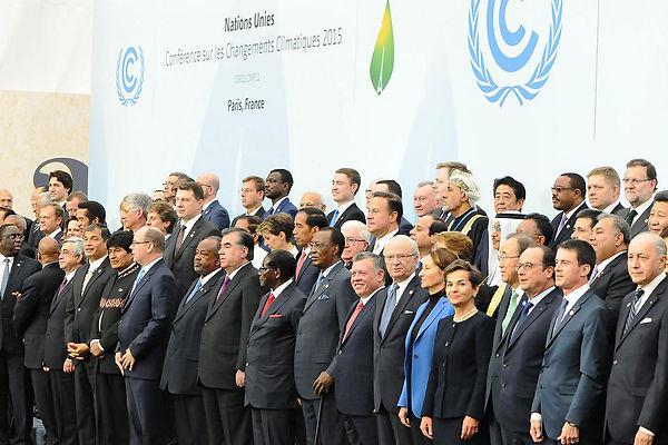 cop21 conferenza sul clima di Parigi
