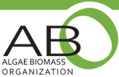 logo algae biomass organization