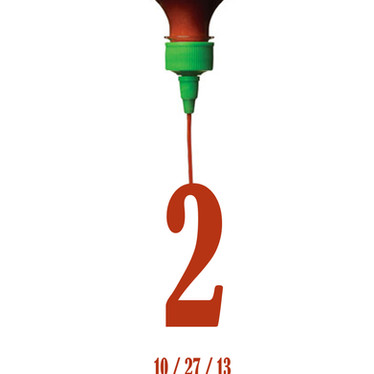 Second Sriracha Dinner