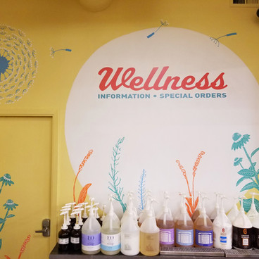 Wellness Wall