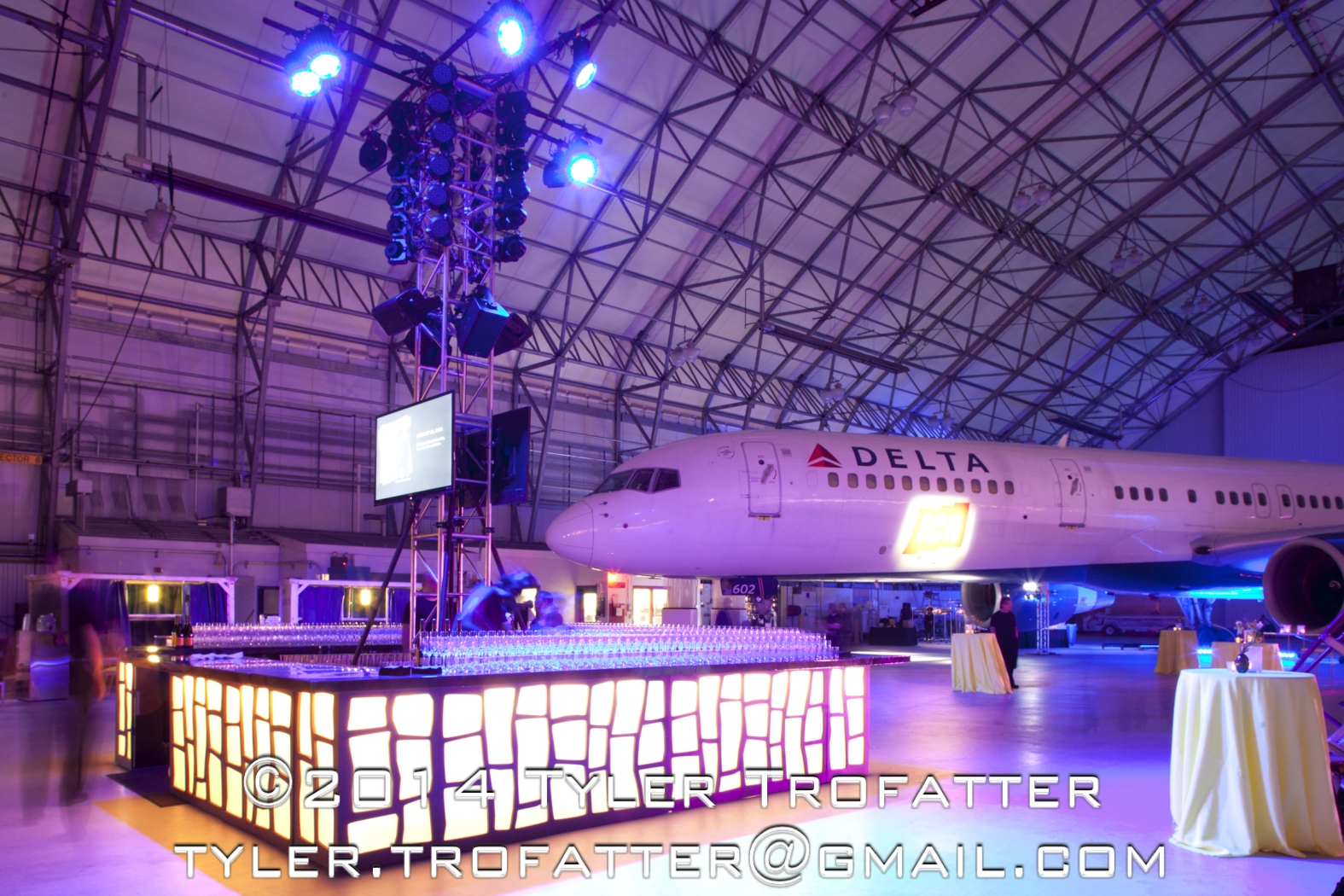 Private Gala @ The Delta Hanger